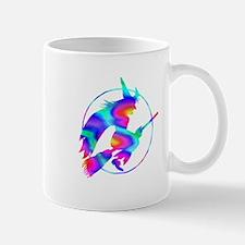 Multi-Colored 2 Flying Witch Mug