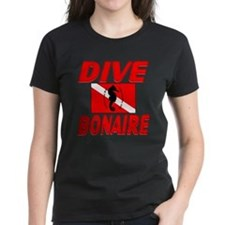 Dive Bonaire (red) Tee
