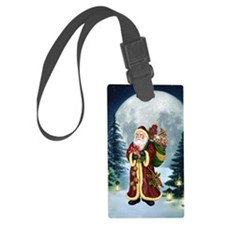 scitf_greeting_card_192_V_F Luggage Tag