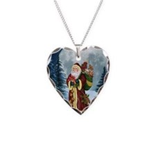 scitf_greeting_card_192_V_F Necklace Heart Charm