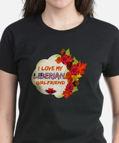 Liberian Girlfriend designs Tee