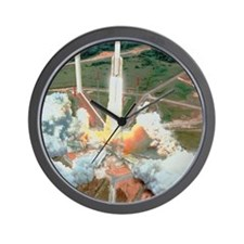 Artist's impression of the launch of an Wall Clock