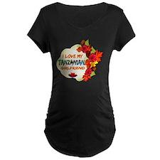 Tanzanian Girlfriend design T-Shirt