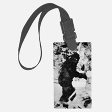 Bigfoot film, 1967 Luggage Tag