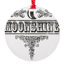 Moonshine Ornament