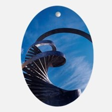 Architectural detail Oval Ornament
