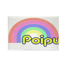 Poipu, Hawaii Rectangle Magnet (10 pack)