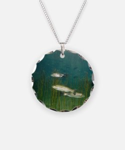 Brown trout Necklace