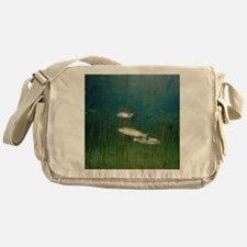 Brown trout Messenger Bag