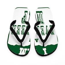 I am an Evergreen MILF Flip Flops