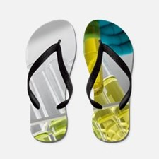 Biofuel research Flip Flops