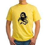 Devil Girl Yellow T-Shirt