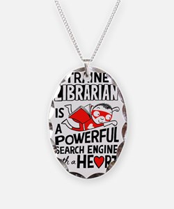 Super Librarian Necklace
