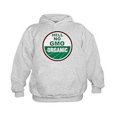 Hell No GMO Organic Hoodie