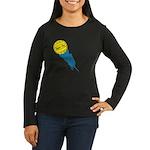 Water Polo Women's Long Sleeve Dark T-Shirt
