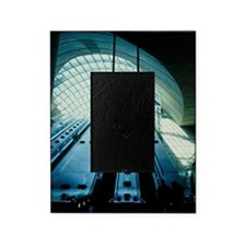 Canary Wharf tube station Picture Frame