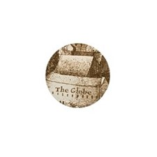 globetheatre2-men Mini Button