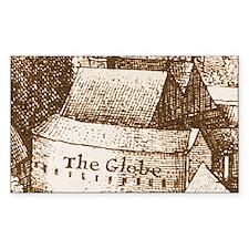 globetheatre2-men Decal