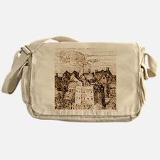 globetheatre3-men Messenger Bag