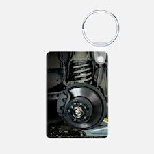 Car disc brake Keychains