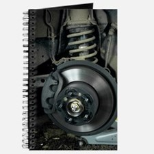 Car disc brake Journal