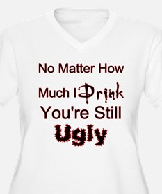 Twisted Imp Drunk and Ugly T-Shirt