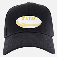 Paris_PontAlexandre_Yellow Baseball Hat