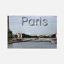 Paris_10X8_puzzle_mousepad_Pont A Rectangle Magnet