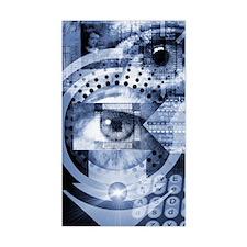 Computer surveillance Decal