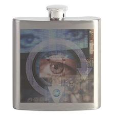 Computer surveillance Flask