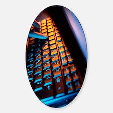 Computer keyboard Decal
