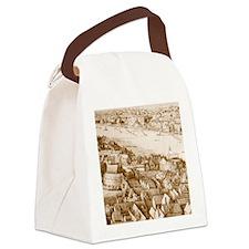 globetheatre1-men Canvas Lunch Bag