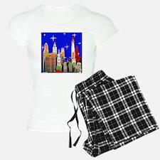 Philadelphia Starry Night Pajamas