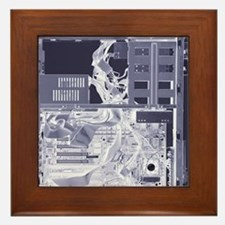 Computer, simulated X-ray Framed Tile
