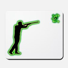 Skeet-Shooting-AC Mousepad