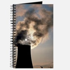 Cooling towers at Sellafield nuclear power Journal