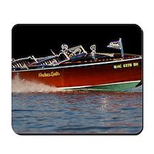 D1259-061boatart Mousepad