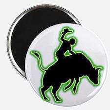 Bull-Riding-AC Magnet
