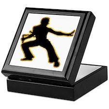 Kung-Fu---Nunchaku-AD Keepsake Box