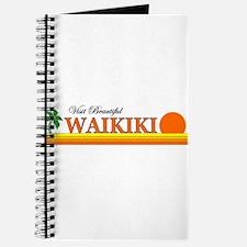 Visit Beautiful Waikiki, Hawa Journal