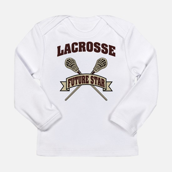 Lacrosse Future Star Long Sleeve Infant T-Shirt