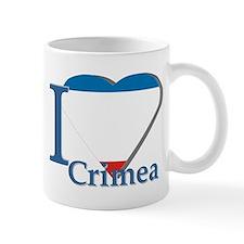 I love Crimea Mug