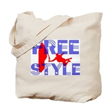 Jet Ski Freestyle Tote Bag