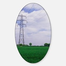 Electricity pylons Decal