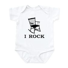 I ROCK Infant Bodysuit