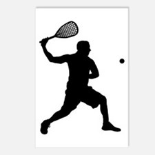 Squash-AA Postcards (Package of 8)