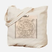 Dendera zodiac from the Temple of Hathor Tote Bag