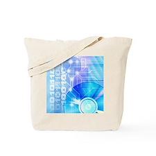 DVD media Tote Bag