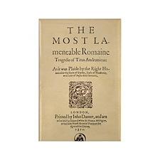 folio-titusandronicus-men-3x5rug Rectangle Magnet
