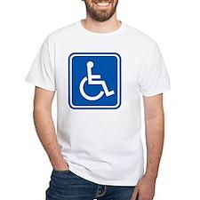 Disability sign, computer artwork Shirt